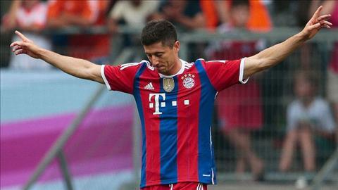 Video ban thang Bayern Munich 3-0 Eintracht Frankfurt (Vong 28 Bundesliga 20142015) hinh anh