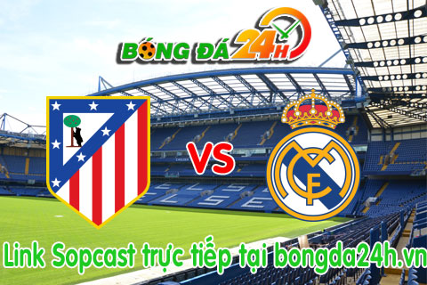 atletico vs real hinh anh