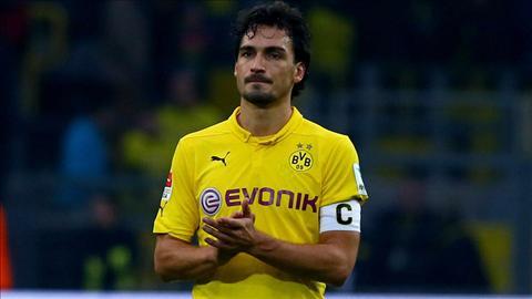 Hummels roi Dortmund hinh anh 2