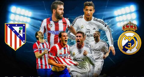 Nhung dieu can biet truoc derby thanh Madrid giua Atletico vs Real hinh anh