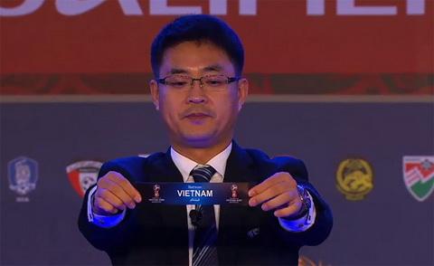 Vong loai World Cup 2018 DT Viet Nam som nhan tin vui hinh anh