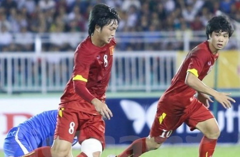 Boc tham Sea Games 28 Khi bang nao cung la tu than voi U23 Viet Nam hinh anh