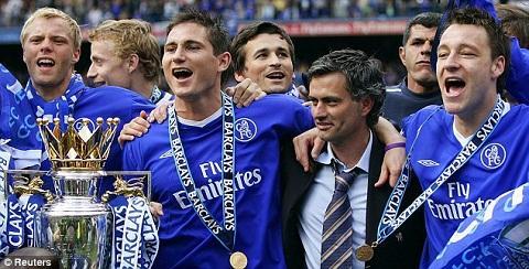 Chelsea vo dich Premier League mua 201415 hinh anh 2