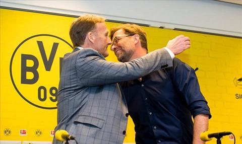 Jurgen Klopp chinh thuc roi Dortmund hinh anh