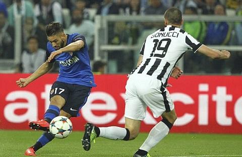 Truc tiep Juventus vs Monaco tu ket Champions League 2014-2015 hinh anh 2