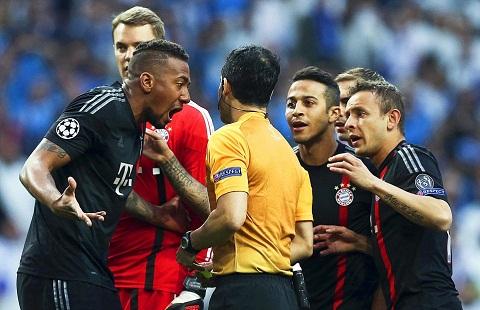 Du am tran Porto vs Bayern Hum xam tu tu tai hang Rong hinh anh 2