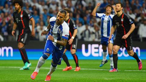 Video ban thang FC Porto 3-1 Bayern Munich (Tu ket luot di Champions League 20142015) hinh anh