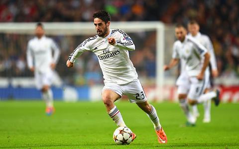 Isco cua Real Madrid can nhac chia tay san Bernabeu hinh anh