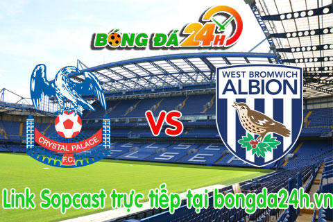 Link sopcast Crystal Palace vs West Bromwich (21h00-1804) hinh anh