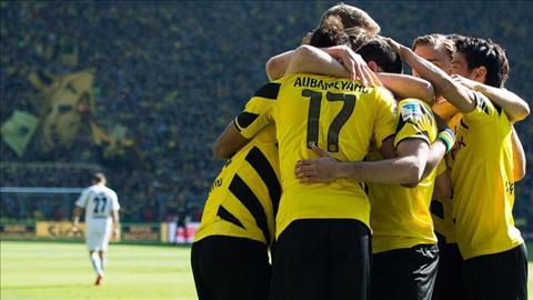 Video ban thang Borussia Dortmund 3-0 Paderborn (Vong 29 Bundesliga 20142015) hinh anh
