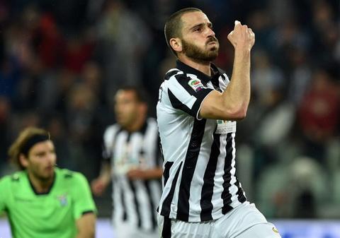 Juventus 2-0 Lazio: Dang cap vi vua toi cao!