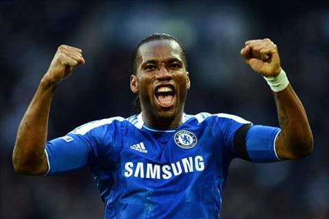 Didier Drogba cua Chelsea muon lam tro ly cho Mourinho hinh anh
