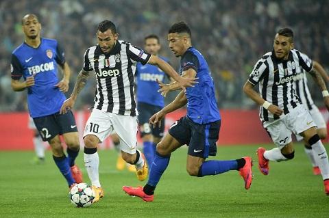 Nhan dinh tran Monaco vs Juventus 1h45 234 tu ket Champions League  hinh anh