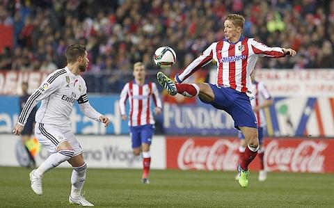 Real Madrid vs Atletico Madrid (01h45 234) Ken ken trong bo canh moi hinh anh