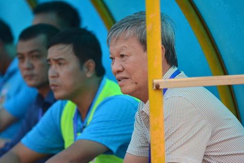 HLV Le Thuy Hai chinh thuc chia tay B.Binh Duong hinh anh