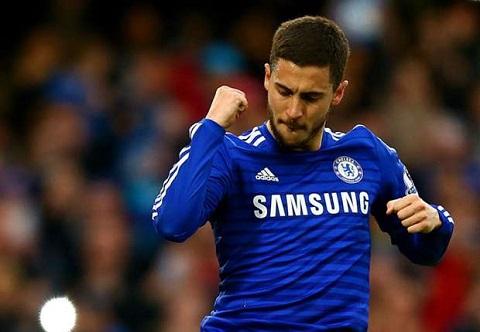 HLV Mourinho chan duong mua Hazard cua Real hinh anh
