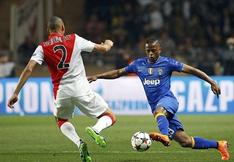 Truc tiep Monaco vs Juventus tu ket Champions League 2014-2015 hinh anh 4