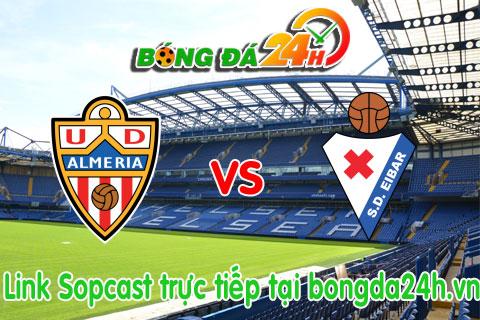 Link sopcast Almeria vs Eibar (22h00-2604) hinh anh
