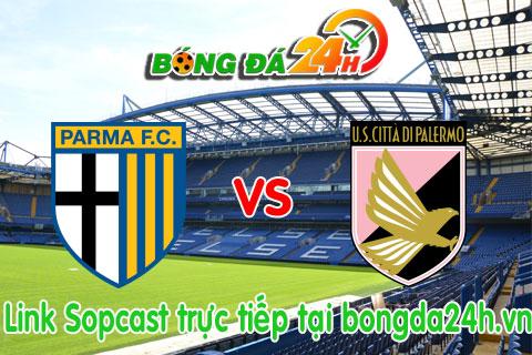 Link sopcast Parma vs Palermo (20h00-2604) hinh anh