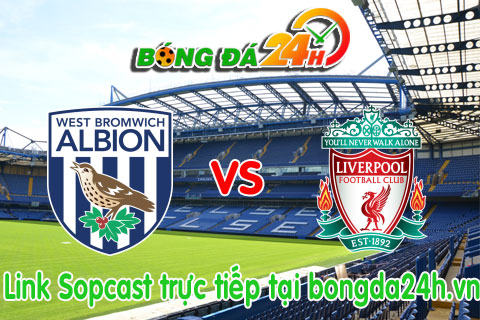 West Bromwich  vs Liverpool hinh anh