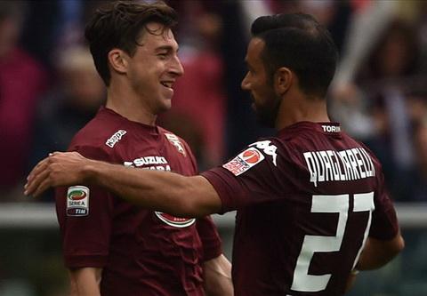 Torino 2-1 Juventus Derby dao chieu hinh anh