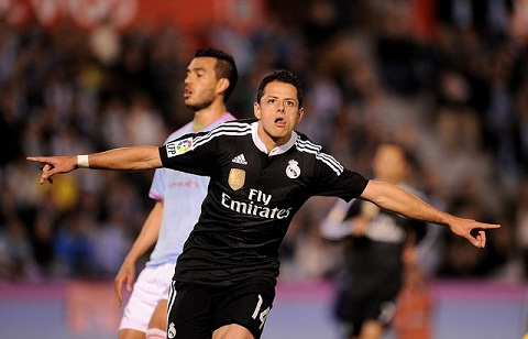 Tuong lai cua Chicharito se duoc dinh doat trong 48 gio toi hinh anh