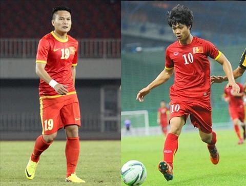 U23 Viet Nam Cho doi su ket hop Ronaldo va Messi Viet Nam hinh anh