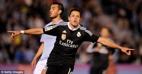 Video ban thang Celta Vigo 2-4 Real Madrid (Vong 33 La Liga 20142015) hinh anh