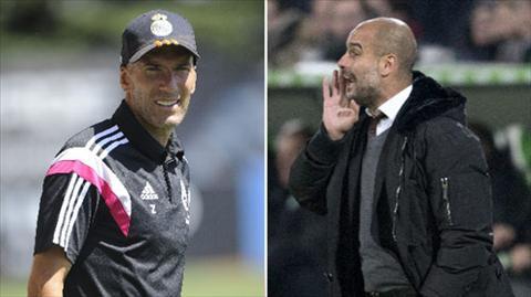 Zinedine Zidane Cho doi mot Guardiola o Real  hinh anh