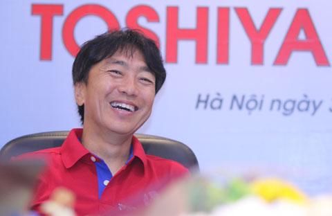 HLV Miura khong ngan Thai Lan, quyet tam ca o vong loai World Cup lan Seagames 28 hinh anh