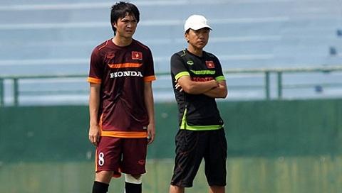 Nong HLV Miura chot danh sach tap trung U23 Viet Nam hinh anh