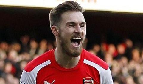 Tien ve ngoi sao cua Arsenal muon tro thanh Gerrard moi hinh anh