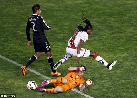 Vallecano vs Real Madrid hinh anh 3