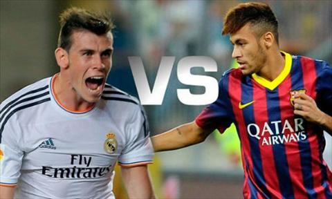 Bale - Neymar 2 nam nhin lai Duoi bong CR7 - M10  hinh anh