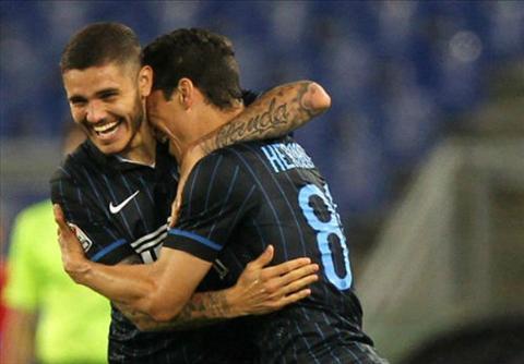 Video ban thang Lazio 1-2 Inter Milan (Vong 35 Serie A 2014-2015) hinh anh