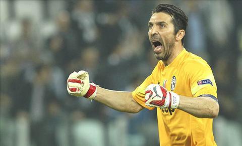 Gianluigi Buffon la thu linh tinh than cua Juventus