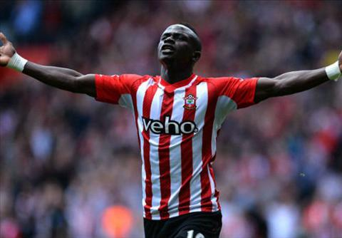 Sadio Mane - Chu nhan moi cua cu hattrick nhanh nhat trong lich su Premier League hinh anh