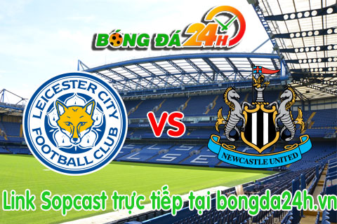 Link sopcast Leicester vs Newcastle (18h45-0205) hinh anh