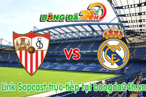 Link sopcast xem truc tiep Sevilla vs Real Madrid (02h30-0911) hinh anh