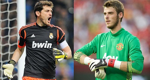 Casillas ung ho Real Madrid hoi mua David de Gea hinh anh