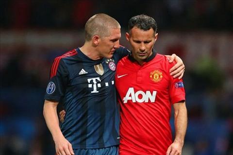 Schweisteiger up mo kha nang gia nhap Man United hinh anh