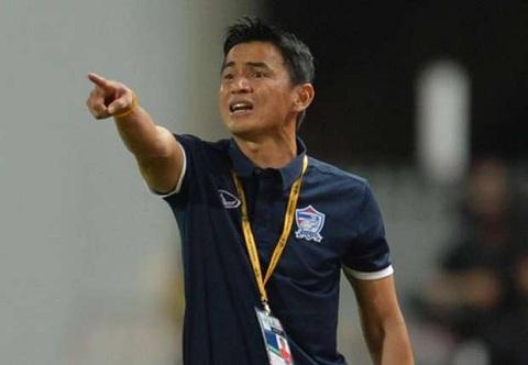 HLV Kiatisak chi dao U23 Thai Lan da chet bo voi U23 Viet Nam hinh anh