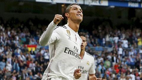 Ronaldo thang hoa thi Real lai ve nhi.