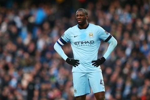 Toure va Kompany khong the giup Man City vo dich Premier League hinh anh