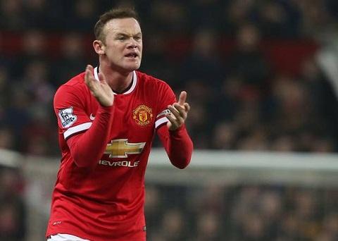 Van Gaal khien Wayne Rooney lap ky luc buon hinh anh 2