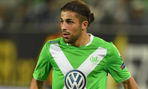 Arsenal bao chi vi hau ve trai cua Wolfsburg hinh anh