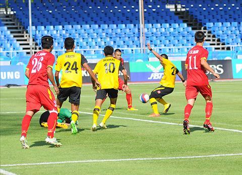 Tong hop: U23 Viet Nam 6-0 U23 Brunei (Sea Games 28-2015)