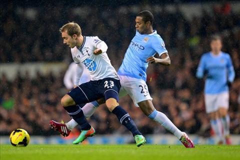 Tottenham vs Man City (22h 35) Phuc thu, rua han hinh anh