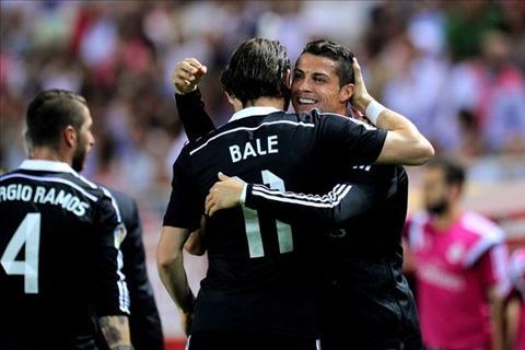Sau tran Sevilla 2-3 Real Su tro lai cua sieu nhan Ronaldo hinh anh 2