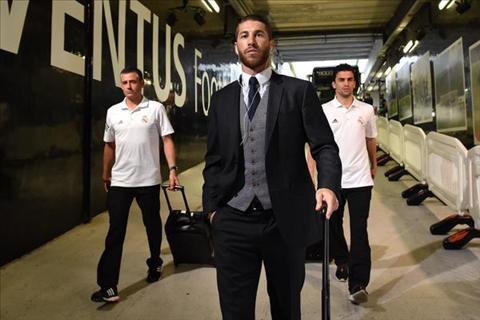 Chelsea va MU chu y Sergio Ramos doi roi Real hinh anh